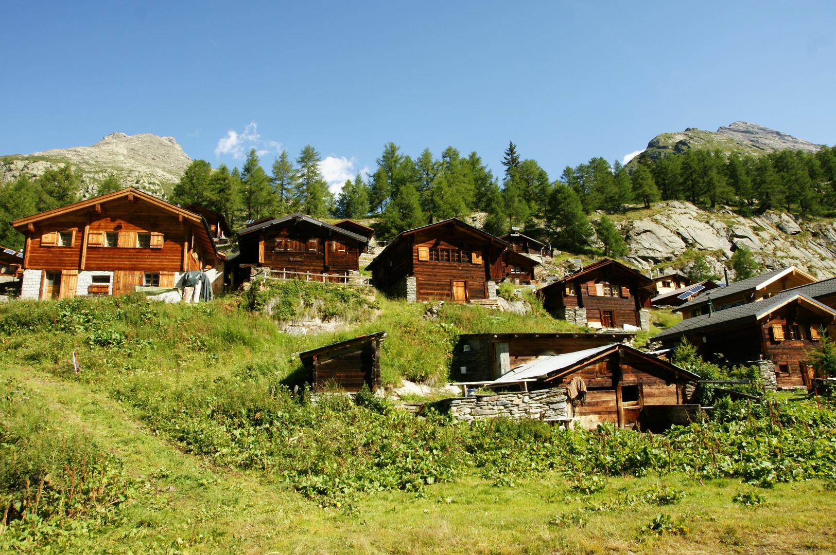 In der Schweiz - Lonza