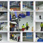 In der Skihalle in Neuss