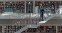 in der Stadtbibliothek Stuttgart