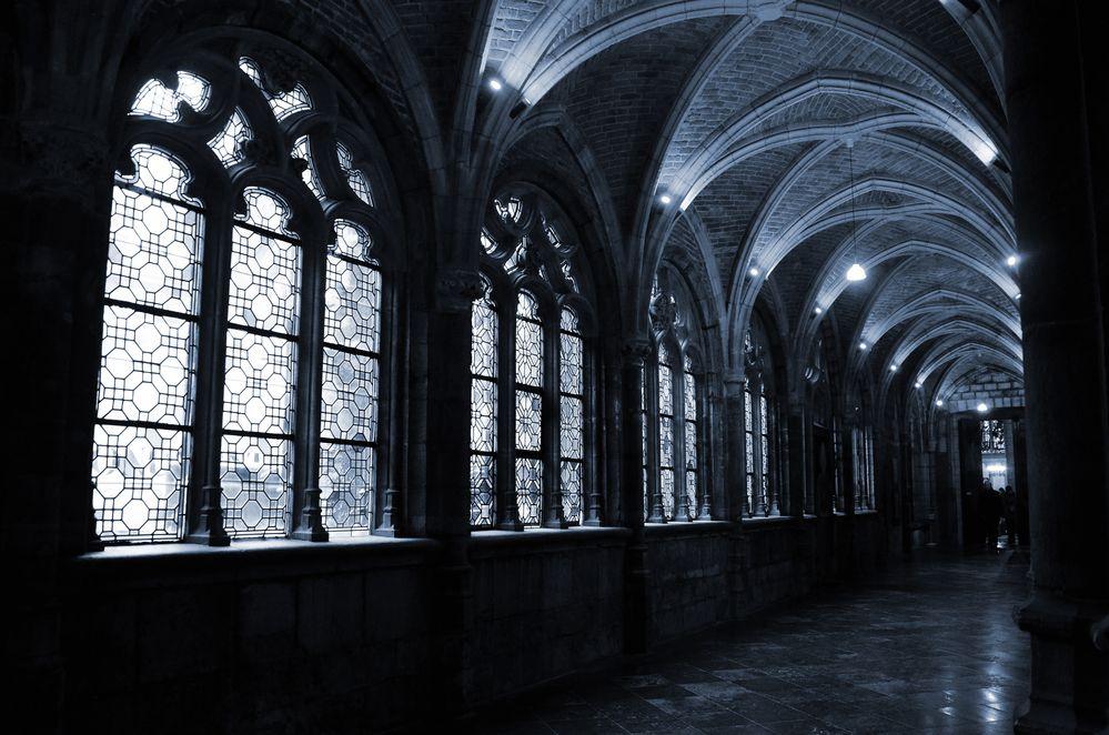 In der St.Pauls Kathedrale von Lüttich / Belgien
