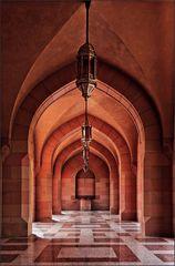 ~ in der Sultan Qabus Moschee (2) ~