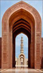 ~ in der Sultan Qabus Moschee (3) ~