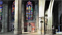 ... in der Votivkirche ...
