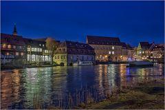 in der Weltkulturerbe Stadt Bamberg
