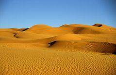 In der Wüste Rub-al-Khali