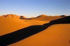 In der Wüste Rub al-Khali