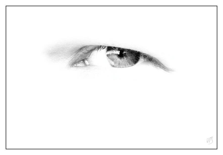 In diesen Augen ...