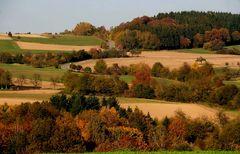 In diesen Tagen ist unsere Herbstheimat, ...