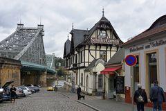 In Dresden-Blasewitz