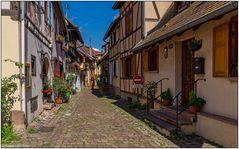 In Eguisheim