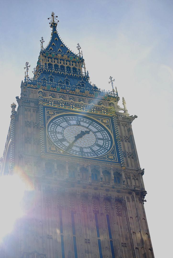 In einem anderen Licht, Big Ben