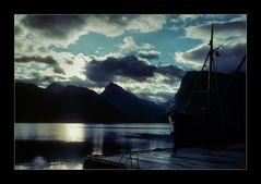 In einem Land in dem die Berge Schiff heissen ...
