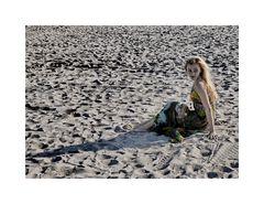 in einem meer aus sand.....