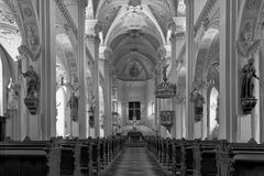 In einer Kirche