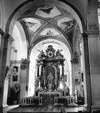 In einer Kirche, Kroatien, Rovinj
