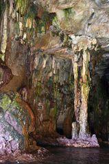 in einer Tropfsteinhöhle bei Skaleta auf Kreta
