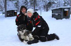 in Finnland sein
