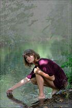 In Gedanken am Wasser