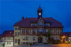 In Gernrode das Rathaus