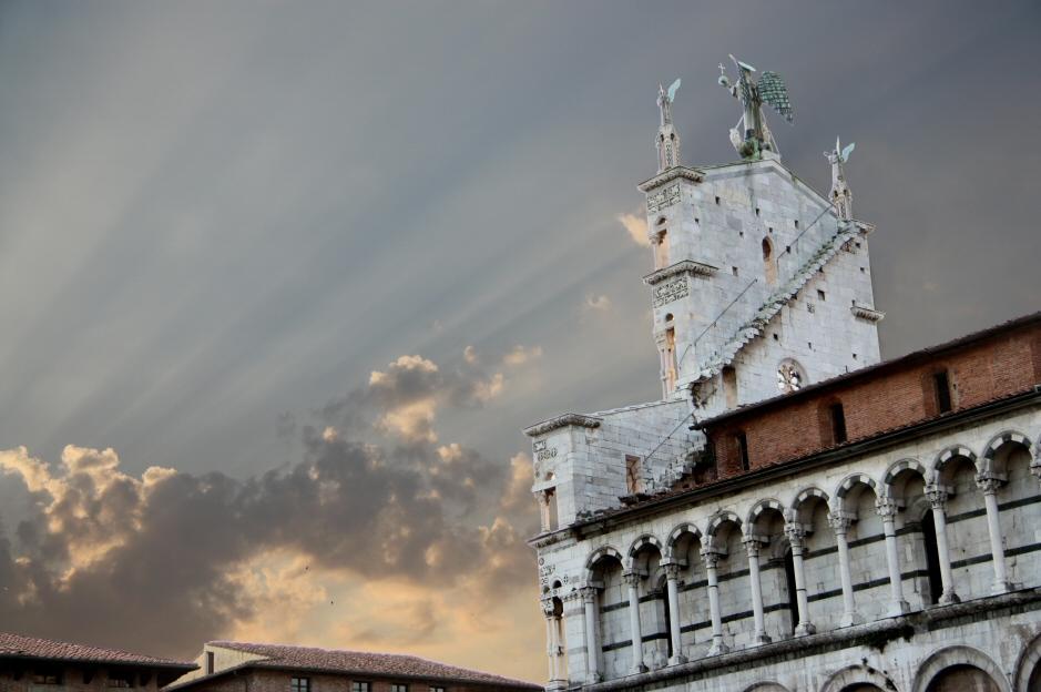 In giro per l'Italia: Lucca