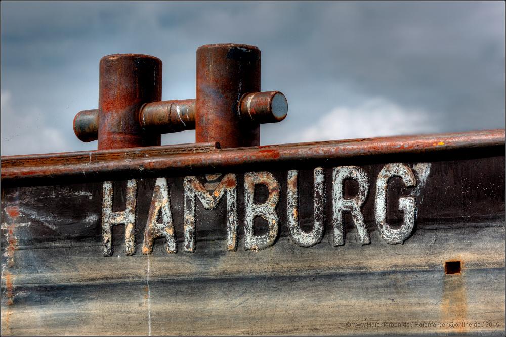 In Hamburg fest machen....