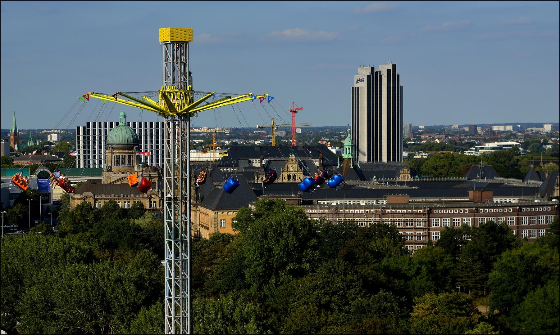 In Hamburg geht´s rund!