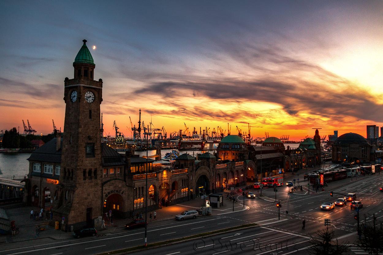 Hamburg Licht