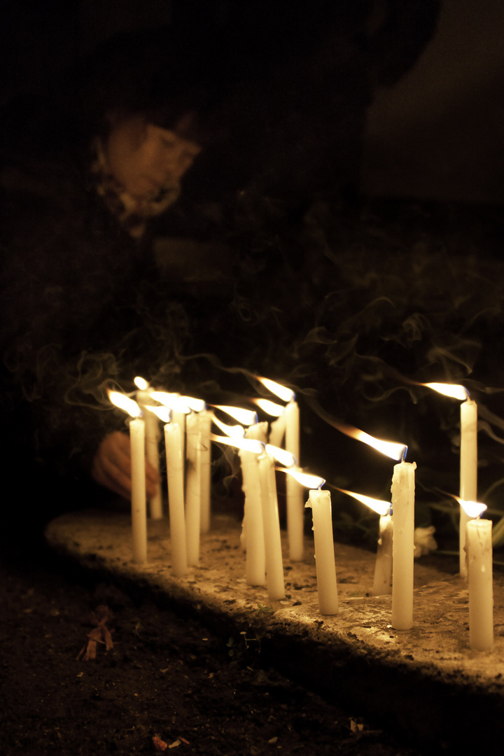 In heaven there is no violence 2- Rome, January 10, 2012 -
