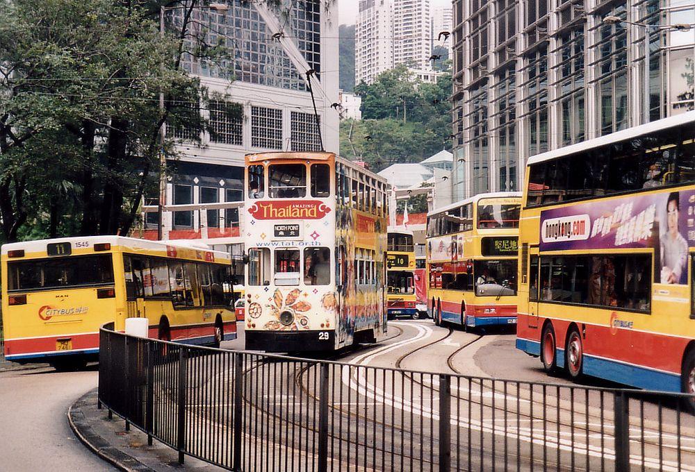 in Hong Kong kann man .........
