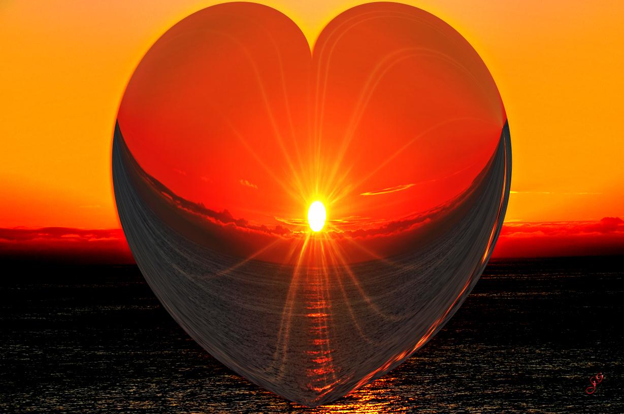 In jedem Land geht am Morgen die Sonne auf...(George Herbert)