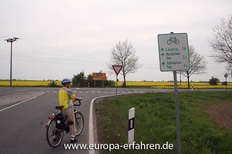 In Leipzig unterwegs