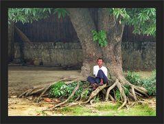 In Mandalay angekommen
