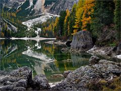 IN MEMORIAM: GOLDENER OKTOBER AM PRAGSER WILDSEE (2)
