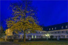 In Mülheim an der Ruhr das Kloster Saarn