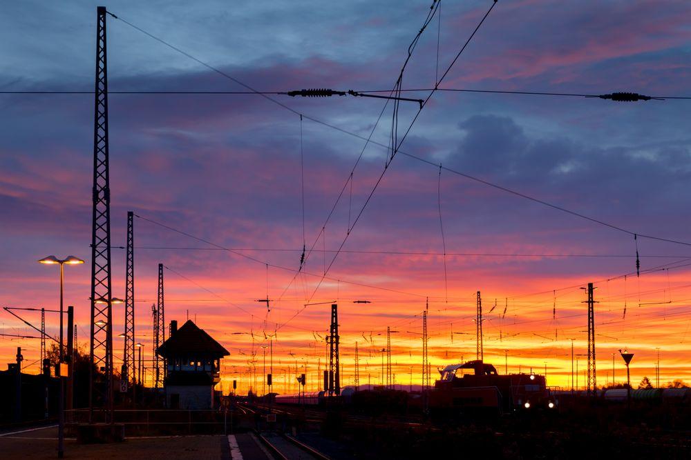 In Nordhausen geht die Sonne auf