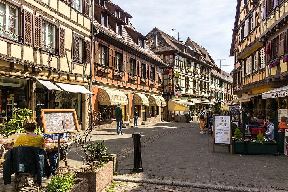 In Obernai