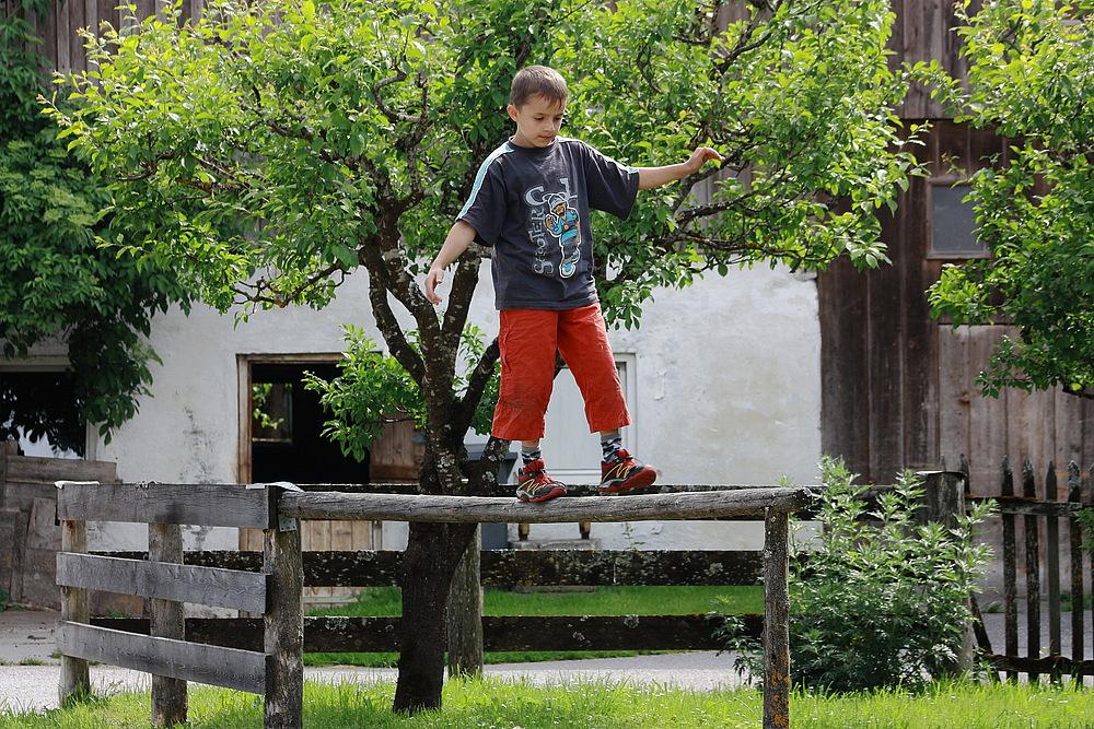 In Omas Garten .. Foto & Bild | kinder, kinder im