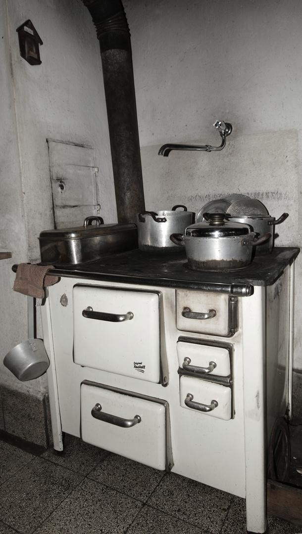 In Oma´s Küche