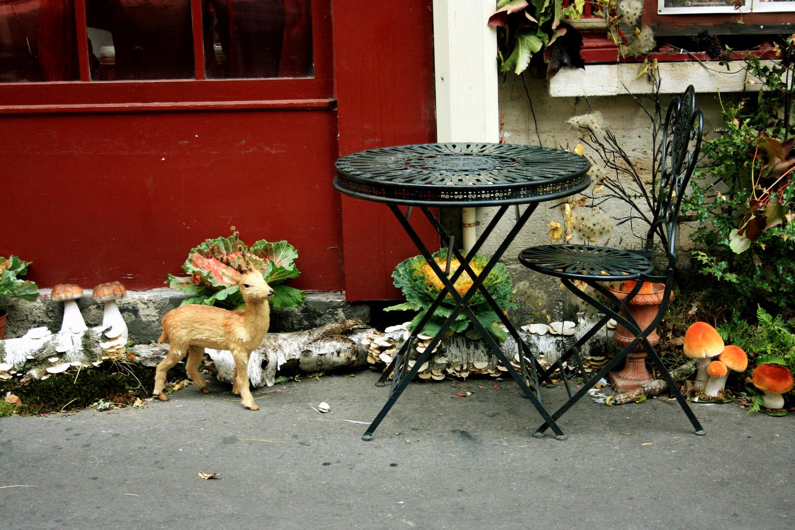 In Paris ist nichts kitschig!!!