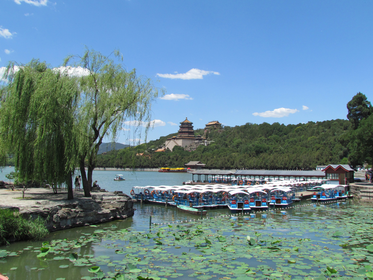 In Peking am See