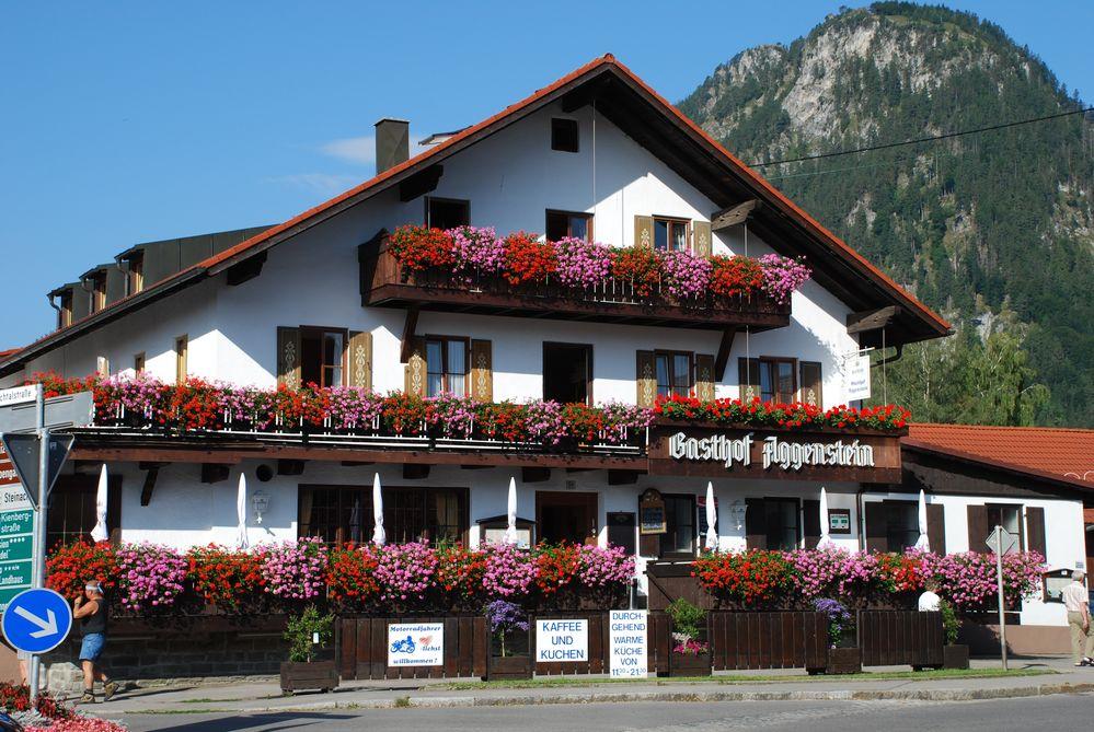 in Pfronten-Steinach