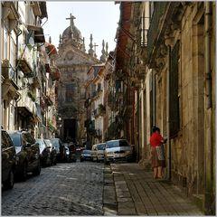 In Portos Altstadt