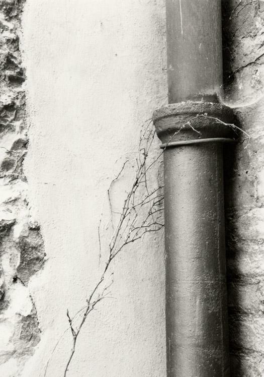 In Prag... eine Wand... und Glueck