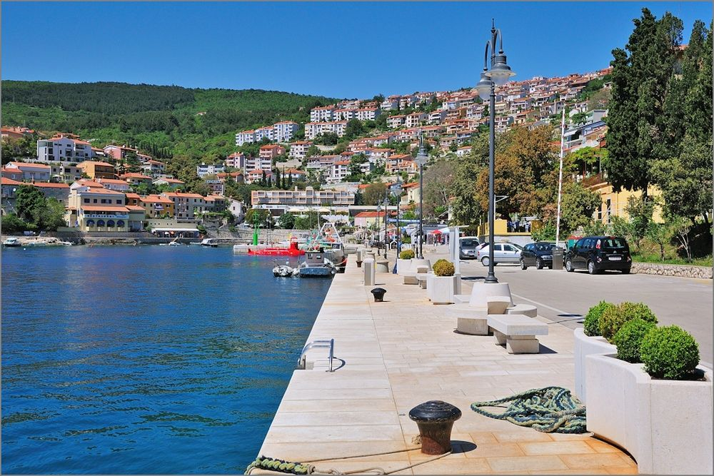 In Rabac