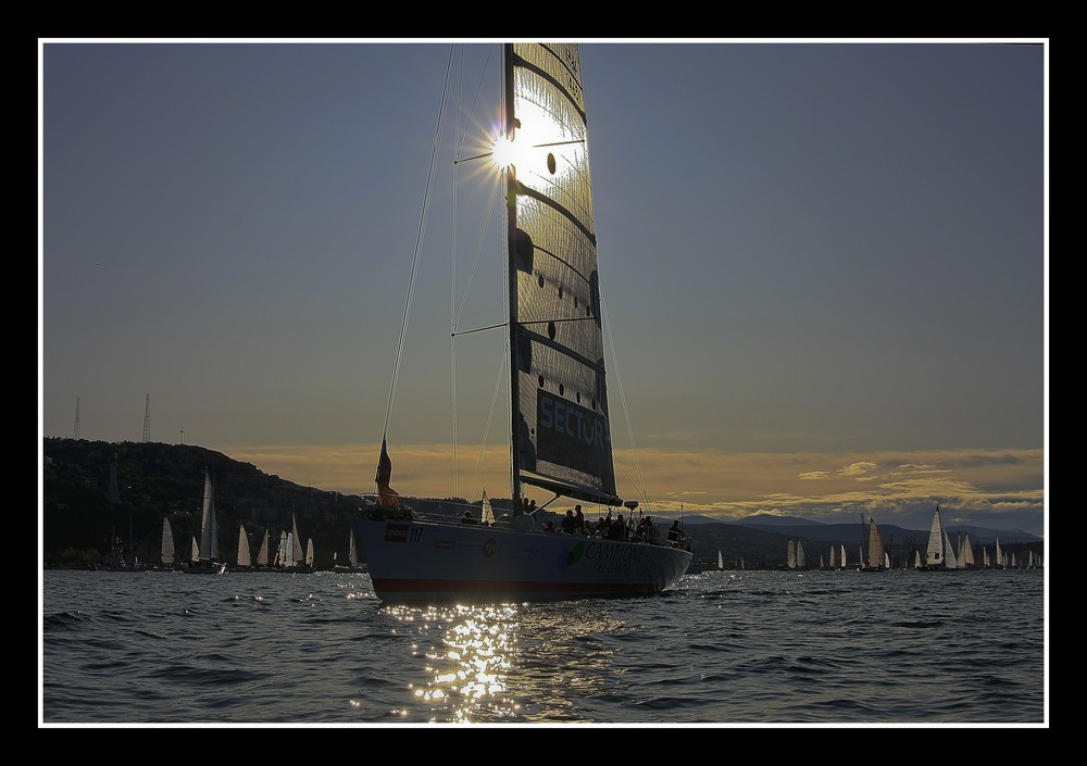 In regata # 2