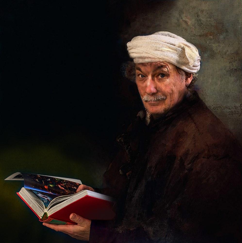In Rembrandt gespiegelt