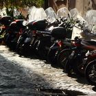 In Roma do it Piaggio as the Romans do