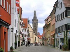 In Rottenburg am Neckar