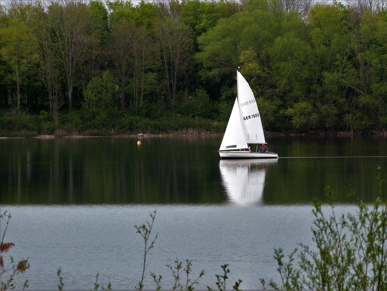 In ruhigem Wasser
