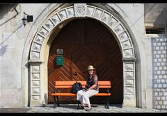 in Sopron/Ungarn